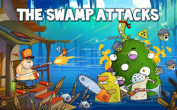 Swamp Attack 截圖 10