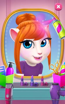 My Talking Angela 2 ảnh chụp màn hình 1
