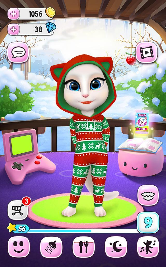 My Talking Angela for Android - APK Download