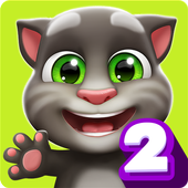 Mi Talking Tom 2 icono