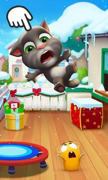 Poster Il Mio Talking Tom 2