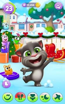 Mi Talking Tom 2 captura de pantalla 12