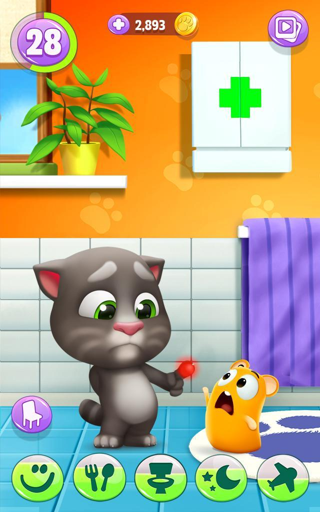 My Talking Tom 2 for Android - APK Download