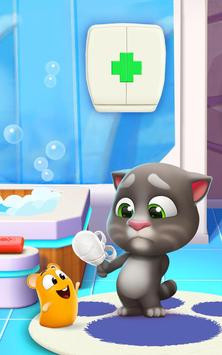 Mi Talking Tom 2 captura de pantalla 18