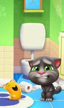 Mi Talking Tom 2 captura de pantalla 1