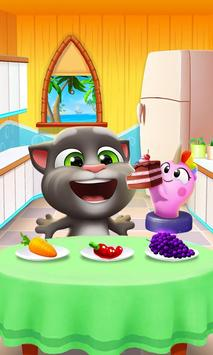 Mi Talking Tom 2 captura de pantalla 2