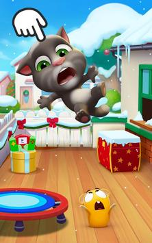 Mi Talking Tom 2 captura de pantalla 7