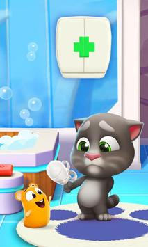 Mi Talking Tom 2 captura de pantalla 4