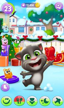Mi Talking Tom 2 captura de pantalla 5