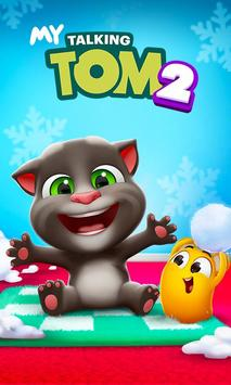 Mi Talking Tom 2 captura de pantalla 6