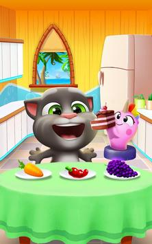 Mi Talking Tom 2 captura de pantalla 9