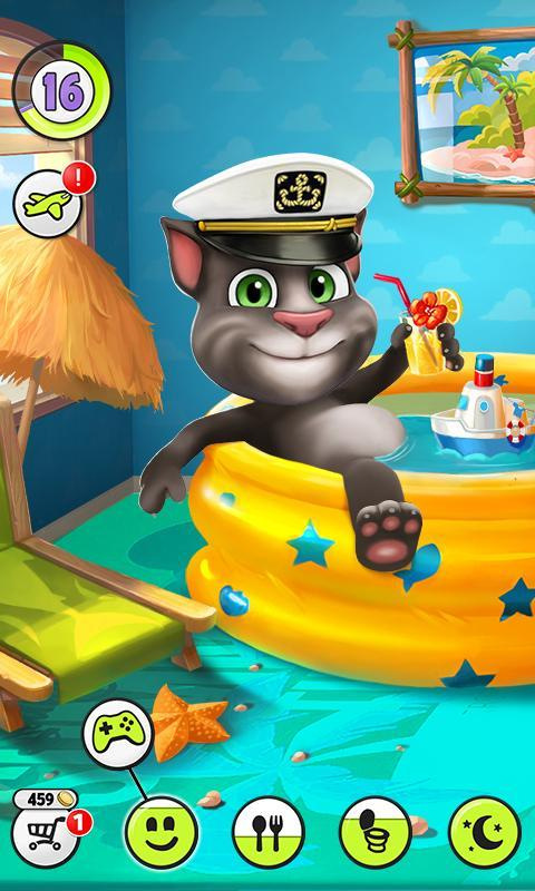 hack game my talking tom 2 apk
