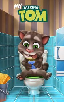 Mi Talking Tom captura de pantalla 17