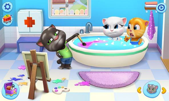My Talking Tom Friends bài đăng