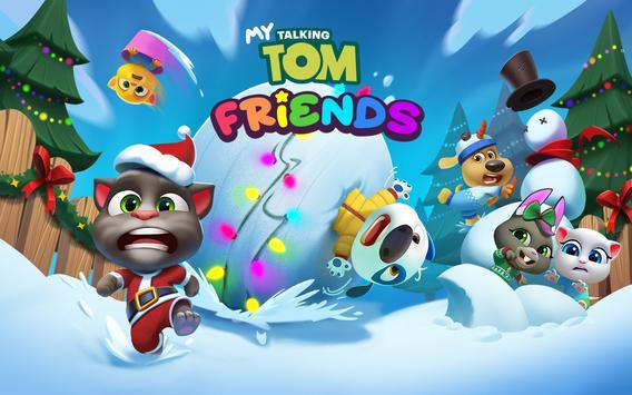Mon Talking Tom – Amis capture d'écran 13