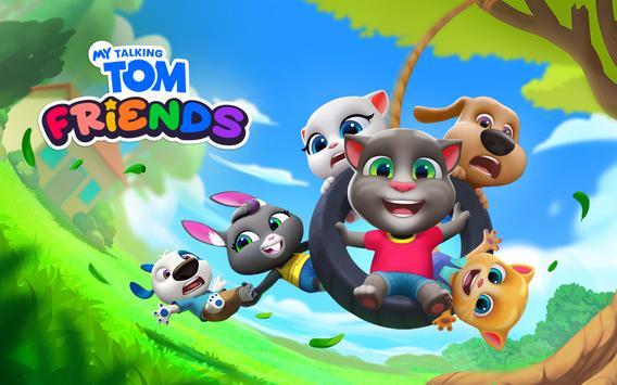 13 Schermata Il Mio Talking Tom: Amici