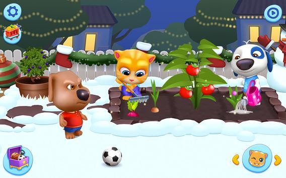 Mein Talking Tom: Freunde Screenshot 9