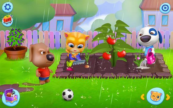 9 Schermata Il Mio Talking Tom: Amici