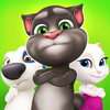 Talking Tom Bubble Shooter आइकन