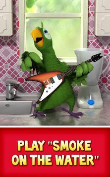Talking Pierre the Parrot screenshot 10