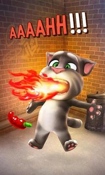 Talking Tom Cat स्क्रीनशॉट 3