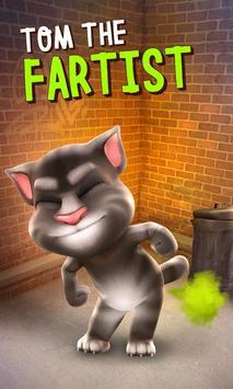 Talking Tom Cat poster