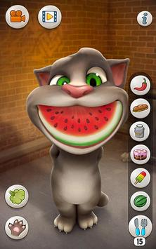 Talking Tom Cat स्क्रीनशॉट 11