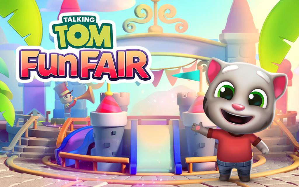 Talking Tom Fun Fair for Android - APK Download