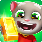 Talking Tom: Course à l'or icône