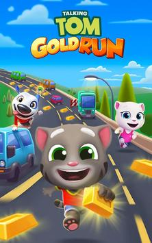 Talking Tom: Course à l'or capture d'écran 11