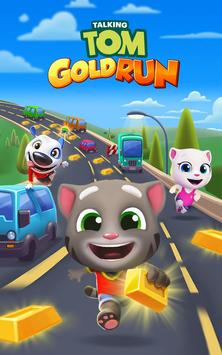 11 Schermata Talking Tom: Corsa all'oro