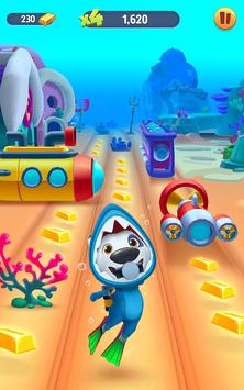 13 Schermata Talking Tom: Corsa all'oro