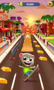 2 Schermata Talking Tom: Corsa all'oro