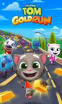 Talking Tom: Course à l'or capture d'écran 5