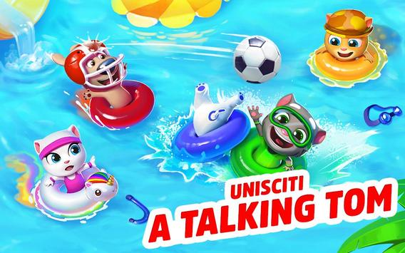 14 Schermata Talking Tom Pool