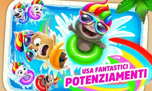 3 Schermata Talking Tom Pool