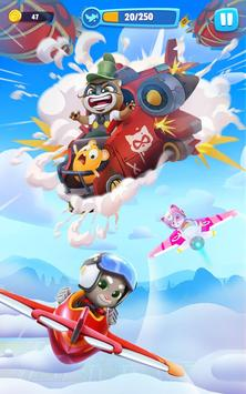 Talking Tom Sky Run screenshot 8