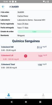 Salu Médicos screenshot 2