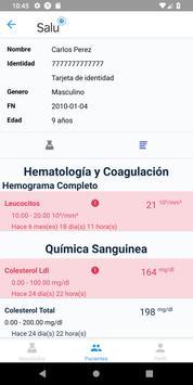 Salu Médicos screenshot 5