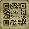 Icona QArt Deco(QR code generator)