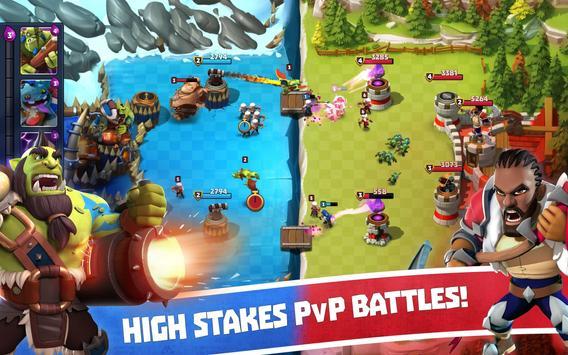 Castle Creeps Battle screenshot 6