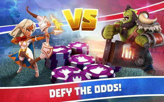 Castle Creeps Battle screenshot 9