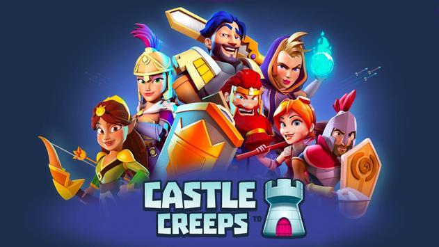 Castle Creeps स्क्रीनशॉट 5