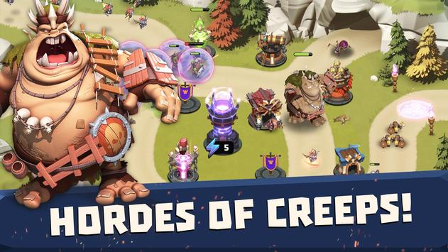 Castle Creeps स्क्रीनशॉट 3