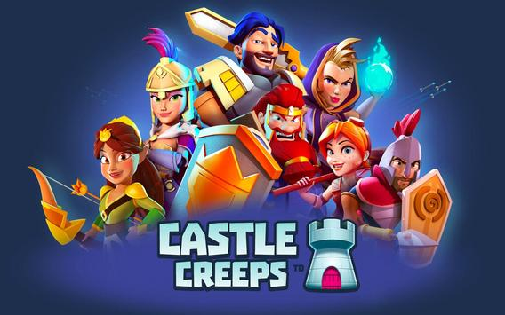 Castle Creeps Screenshot 16