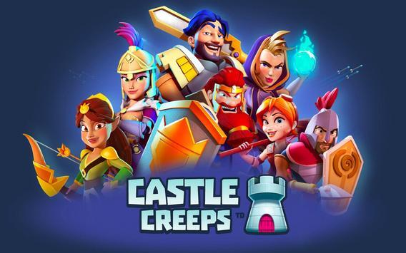 Castle Creeps captura de pantalla 16