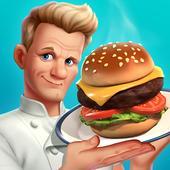 Gordon Ramsay: Chef Blast Zeichen