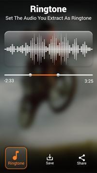 Video to Mp3 Audio Converter App - Audio Extractor 截图 2