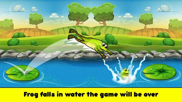 Frog Jumping screenshot 4