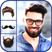 Men Mustache And Hair Styles icon